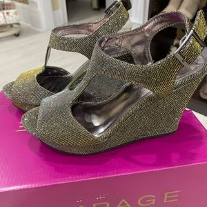 Rampage wedges new in box
